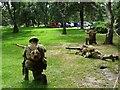 SK0015 : Re-enacting Great War Training by John M