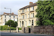 ST5773 : Clifton House, Clifton, Bristol by Richard Hoare