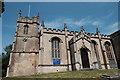ST7366 : All Saints' Church, Weston by John Winder