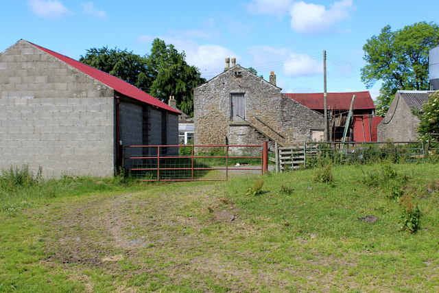 Outbuildings at North Field Farm