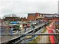 SJ9097 : Droylsden Marina by Gerald England
