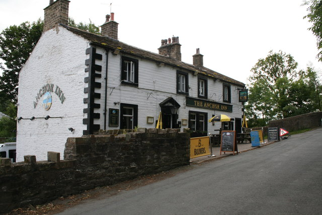 Salterforth: Anchor Inn