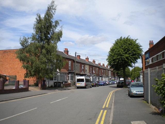 Preston Road, South Yardley