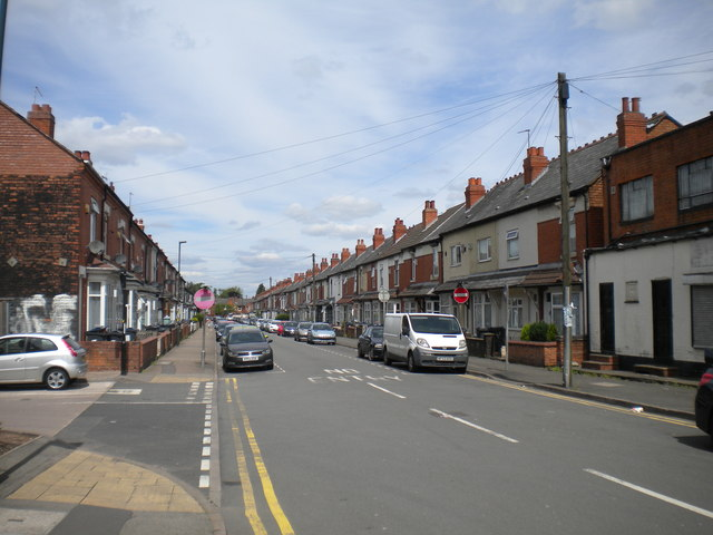 Lily Road, South Yardley