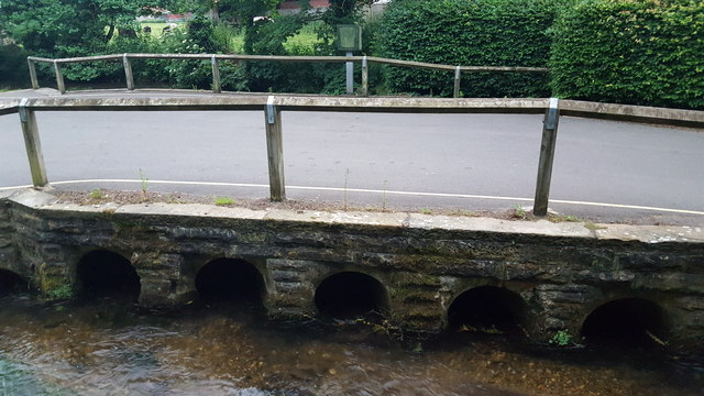 Road Bridge over The Beck, Thornton le Dale