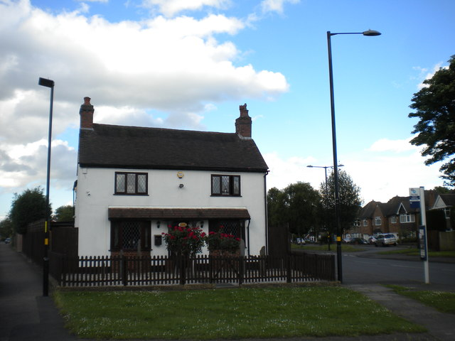 Forge Cottage, Roughley