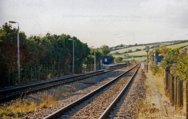 Kidwelly station, 1999