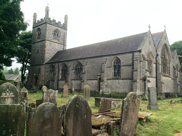 Charles King and Martyr Church, Peak Forest