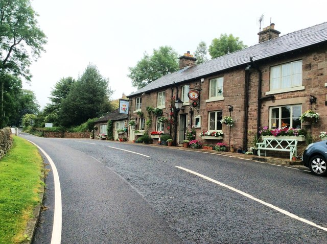 The Rose & Crown, Allgreave