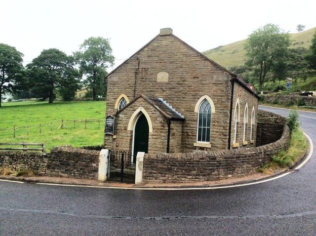 Allgreave Methodist Chapel