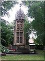 SE6052 : Boer War memorial, Duncombe Place, York by Stephen Craven