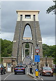 ST5673 : Clifton Suspension Bridge by Alan Murray-Rust