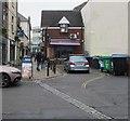 SS5533 : Sheppard's Cafe Barnstaple by Jaggery