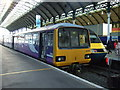 TA0928 : Hull Railway Station by JThomas