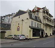 SS5147 : Second Stage pub in Ilfracombe by Jaggery