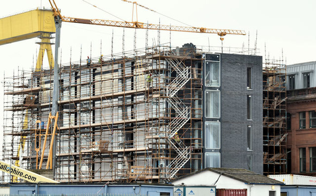 Former Harland & Wolff offices, Belfast - June 2017(4)