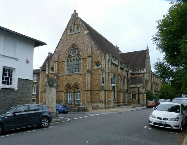 Former Pembroke Chapel (Congregational), Oakfield Road