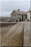 SW5130 : St Michaels Mount harbour slipway by Oast House Archive