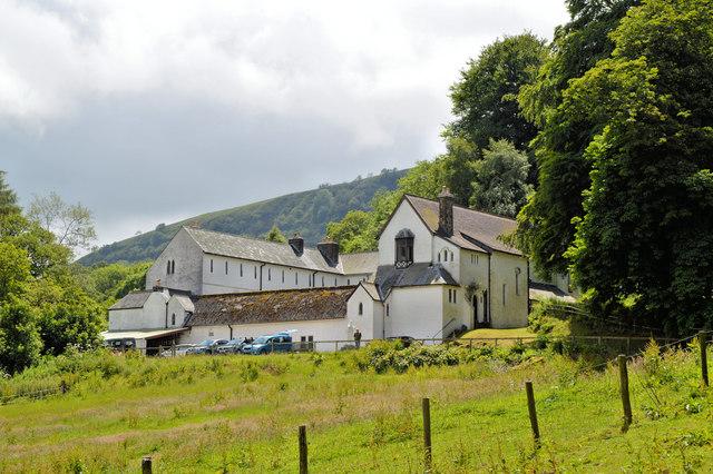 The Monastery, Capel y Ffin