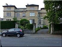 ST5773 : Clifton Park houses by Alan Murray-Rust