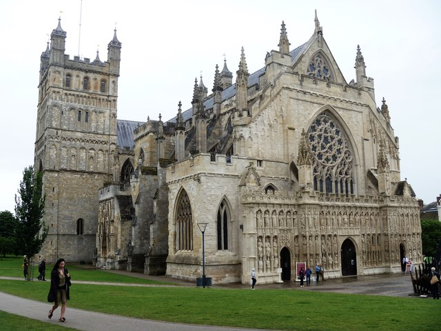 Exeter Cathedral [1]