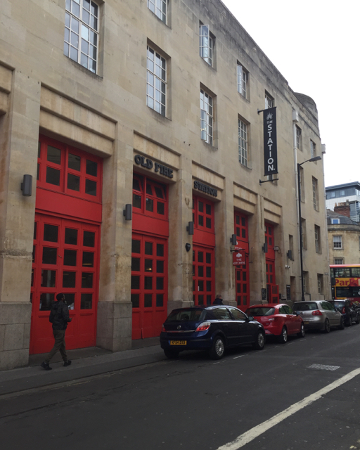 The Old Fire Station, Silver Street,... © Robin Stott cc-by-sa 2.0 ... 7cc7572575