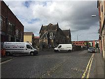 ST5973 : Moon Street and Backfields, Bristol by Robin Stott