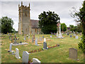SP0846 : North and Middle Littleton Parish Church of St Nicholas by David Dixon