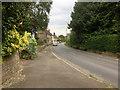 SP0849 : Cleeve Prior, B4085 by David Dixon