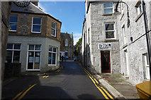 HU4741 : Mounthooly Street, Lerwick by Ian S