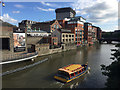 ST5973 : Harbour cruise, Finzels Reach, Floating Harbour, Bristol by Robin Stott
