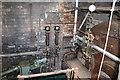 SJ8649 : Middleport Pottery - old boiler by Chris Allen