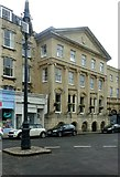 ST5673 : Clifton Club, The Mall, Clifton by Alan Murray-Rust