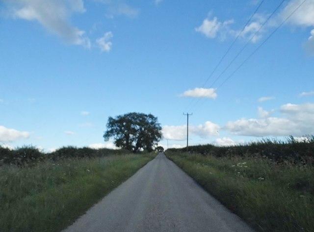 Mickle Hill, Keyston