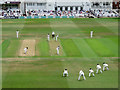 SK5838 : Trent Bridge: first use of the pink ball by John Sutton