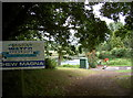 ST5663 : Entrance to Chew Magna Reservoir by Neil Owen