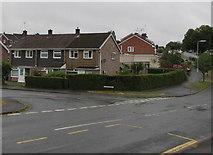 ST3090 : Corner of Larch Grove and Rowan Way, Malpas, Newport by Jaggery