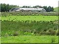 NR6553 : Kinerarach farm by M J Richardson