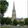 ST5773 : Christ Church, Clifton Down by Alan Murray-Rust
