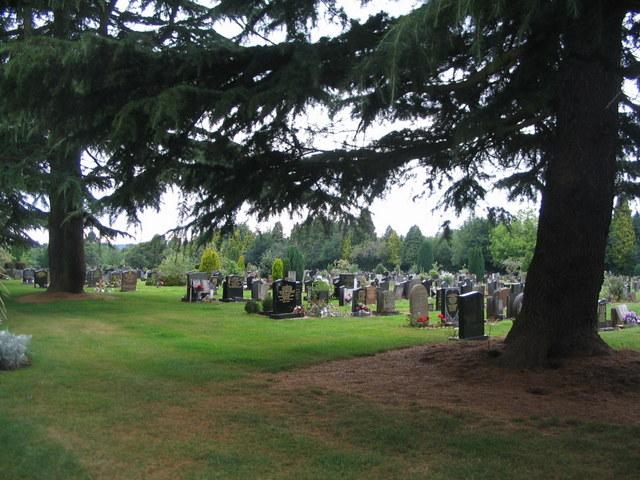 Canley Garden Cemetery