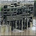 ST5672 : Hotwells Pontoon by Alan Murray-Rust