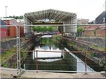 ST5772 : Albion Dockyard by John M