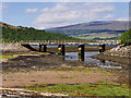 NN1074 : Fort William Old Pier by David Dixon