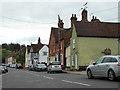 TL7835 : Houses on St. James Street, Castle Hedingham by Robin Webster