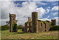 X1776 : Ardoginna House (Ardo Castle), Ardmore (5) by Mike Searle