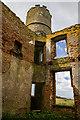 X1776 : Ardoginna House (Ardo Castle), Ardmore (7) by Mike Searle