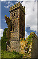 X1776 : Ardoginna House (Ardo Castle), Ardmore (9) by Mike Searle