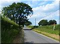 TF8017 : North along Massingham Road by Mat Fascione