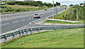 J3396 : New and old roads, Ballybracken, Ballynure/Larne (July 2017) by Albert Bridge