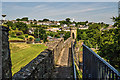 X1077 : Town Walls, Youghal (1) by Mike Searle